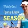 Artwork for It's Tennis Elbow Season!