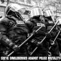 Artwork for CD216: Dingleberries Against Police Brutality