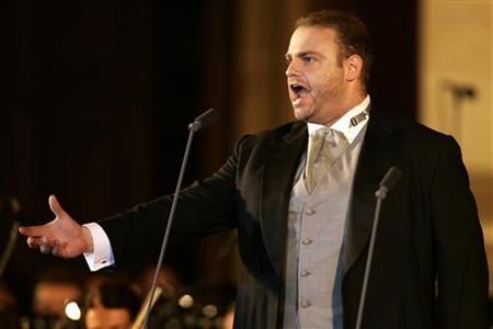 Joseph Calleja and Tatiana Lisnic Concert