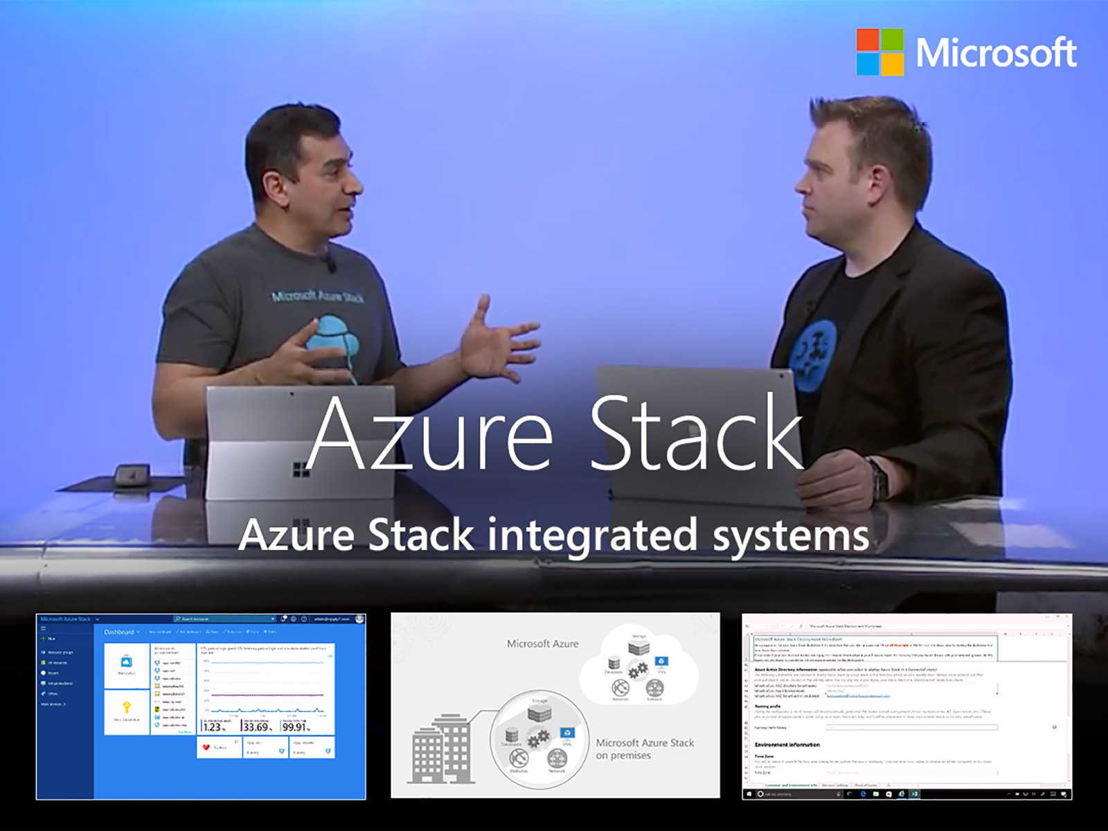 Artwork for Azure Stack integrated systems