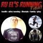 Artwork for Ru El's Running 019 : Fat Fuel | Sardines | Oils | Lemon Water | Healthy Living
