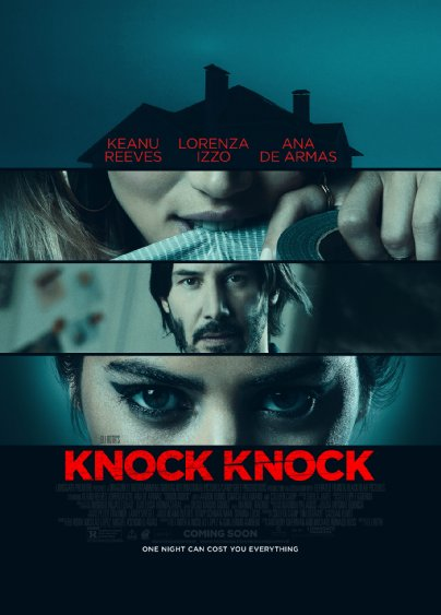 Ep. 182 - Knock Knock (Funny Games vs. The Purge)