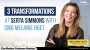 Artwork for 3 Transformations at Serta Simmons With CMO Melanie Huet