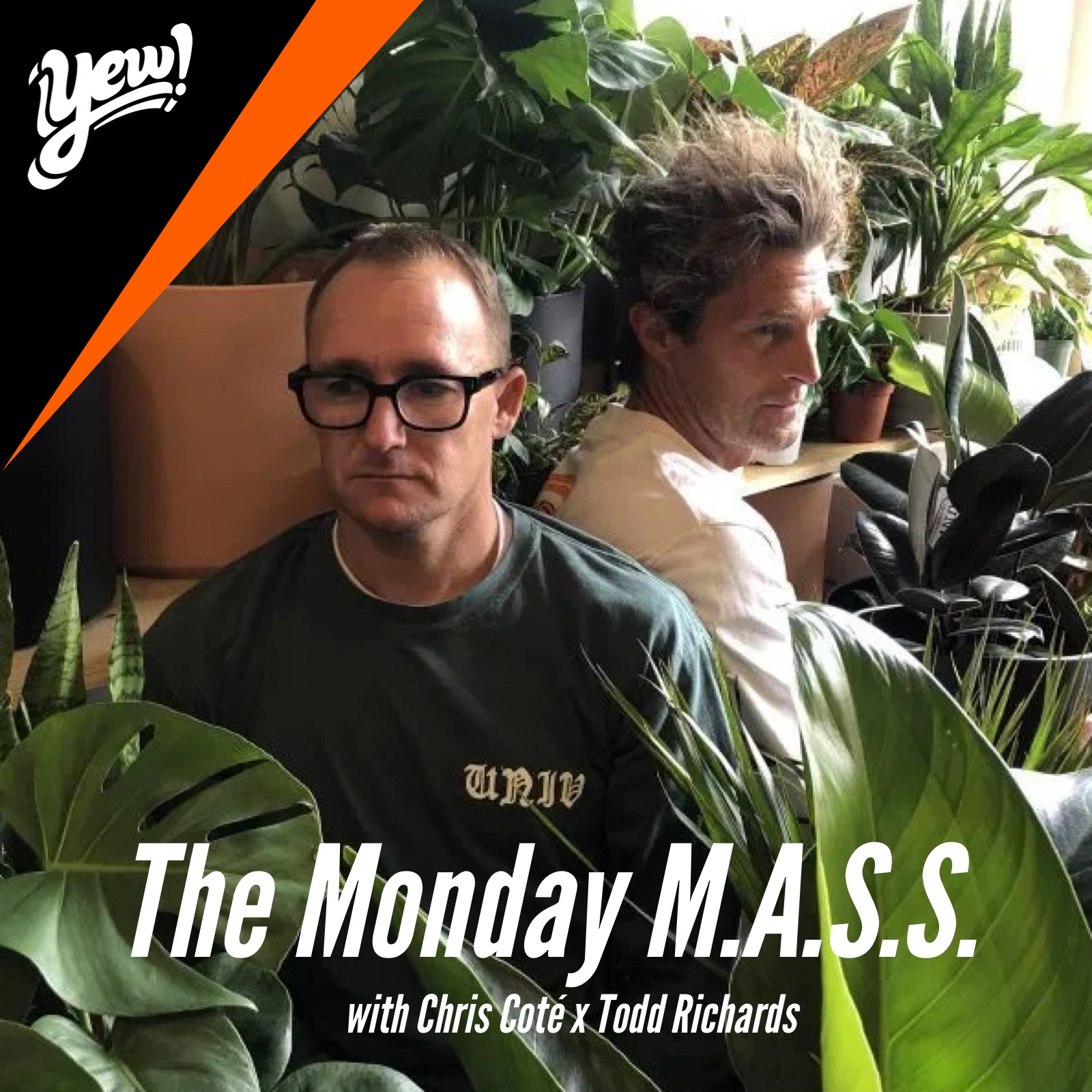 The Monday M.A.S.S. with Chris Coté and Todd Richards show art
