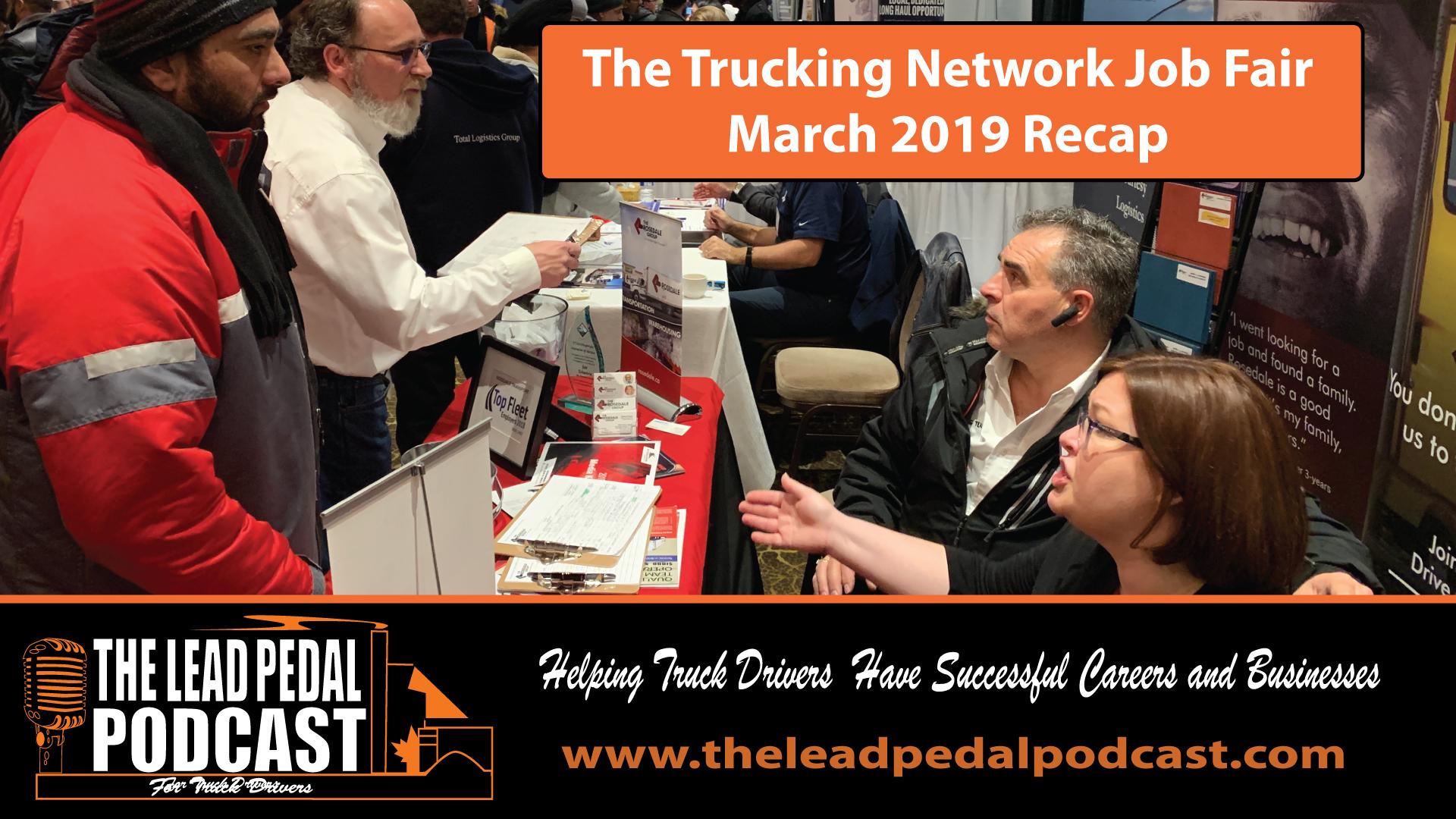 The Trucking Network Job Fair