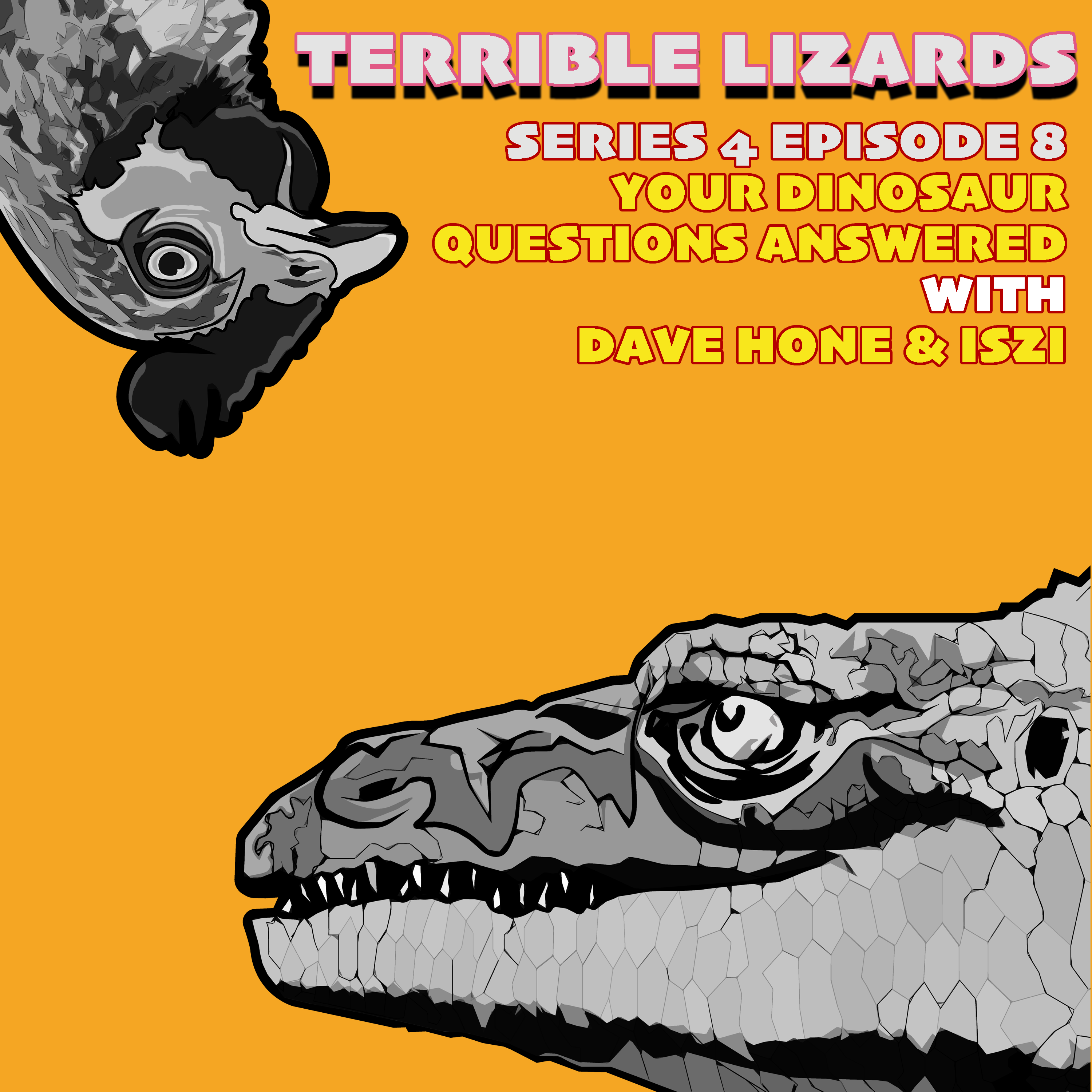 TLS04E08 Your Dinosaur Questions Answered
