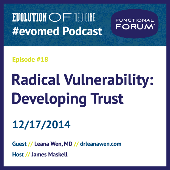 Radical Vulnerability: Developing Trust
