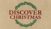 Artwork for Discover Christmas - Discover Faith-Filled Courage