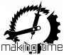 Artwork for Making Time: Episode 18 - Woodworking Show ATL & a New Host