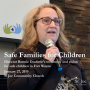 Artwork for Testimony by Bonnie Doolittle of Safe Families for Children