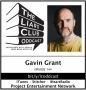 Artwork for The Liars Club Oddcast # 144 | Gavin Grant, Award-Winning Publisher and Editor