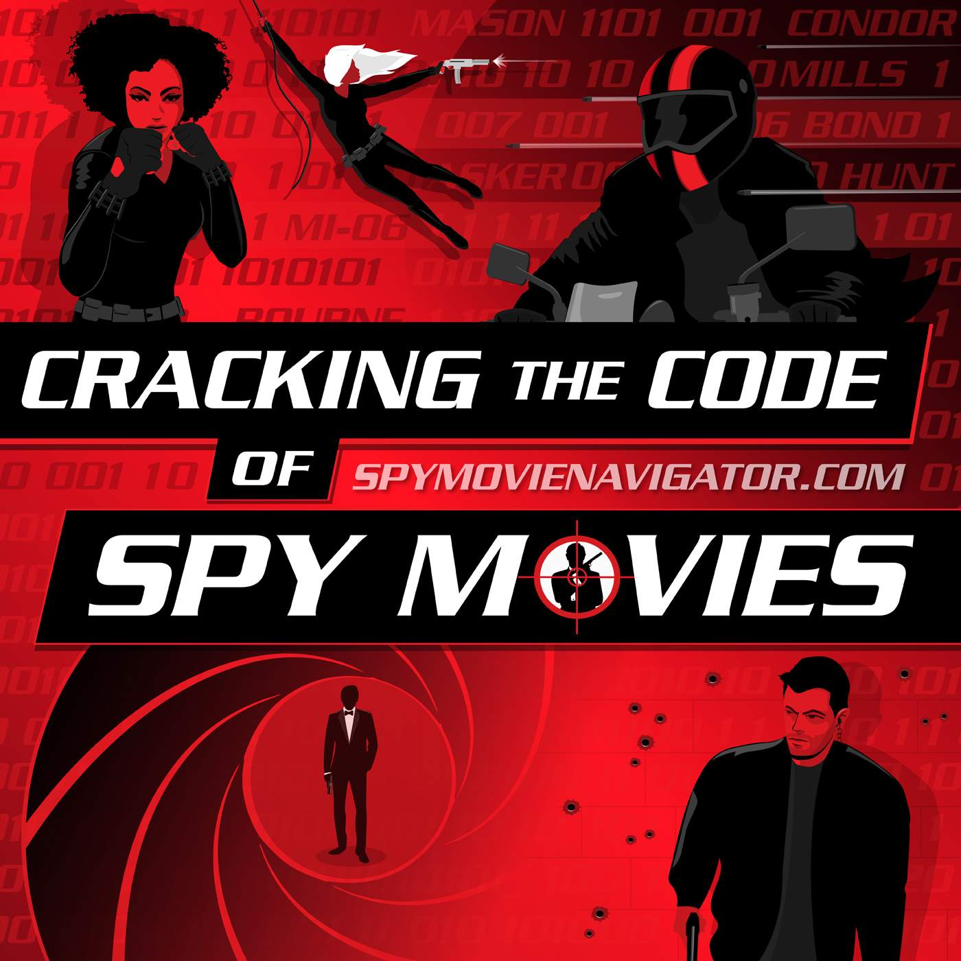 Cracking the Code of Spy Movies! show art