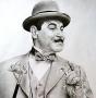 Artwork for 235-14117 In the Old-Time Radio Corner - Hercule Poirot