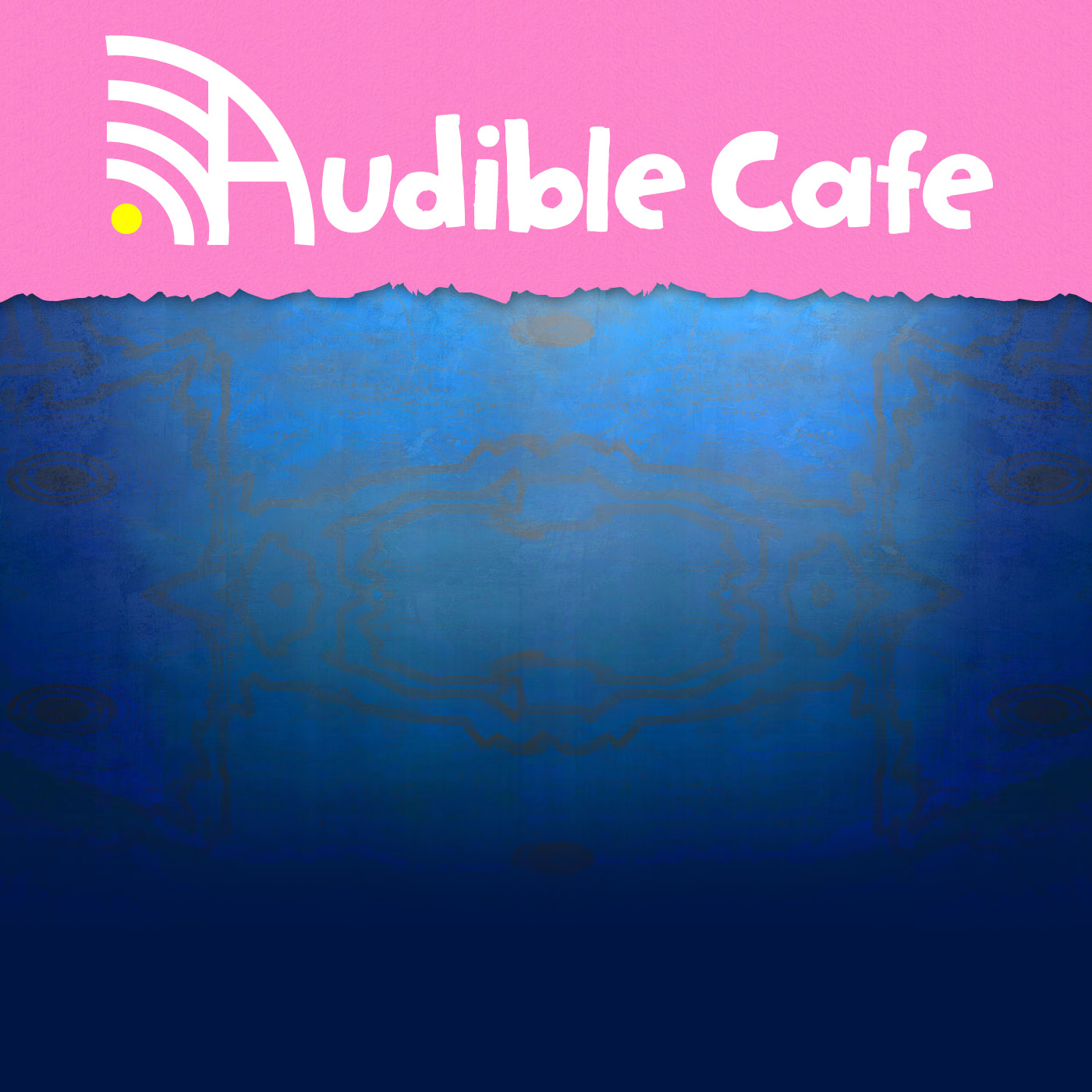 Audible Cafe Radio Show and Podcast show art
