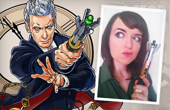 Rachael Stott, Doctor Who Comics Artist
