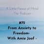 Artwork for Episode 75: From Anxiety to Freedom - with Amie Joof
