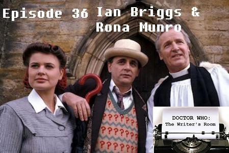 Episode 36 - Ian Briggs & Rona Munro