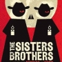 Artwork for Patrick deWitt on his novel The Sisters Brothers