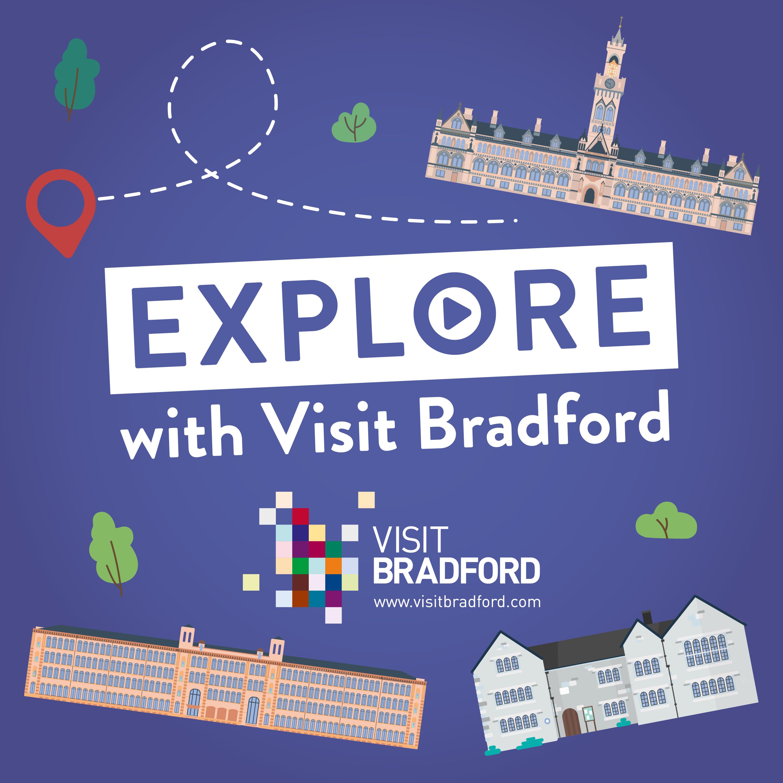 Explore With Visit Bradford show art