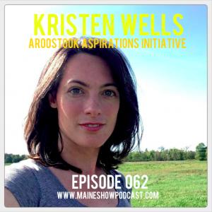 Episode 062 - Kristen Wells