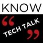 Artwork for KNOW TECH TALK: Episode 18 - CrewHu Stephen Spiegel