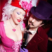 Open the friendliest heart-shaped box of sex party in San Francisco!