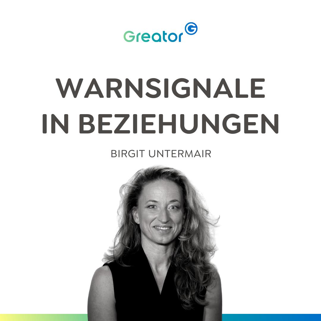 Toxische Beziehungen: So befreist du dich von emotionaler Abhängigkeit // Birgit Untermair