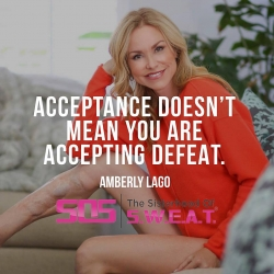 SISTERHOOD OF SWEAT - Motivation, Inspiration, Health, Wealth, Fitness, Authenticity, Confidence and Empowerment: Ep 108 - Amberly Lago - Turning Tragedy Into Triumph