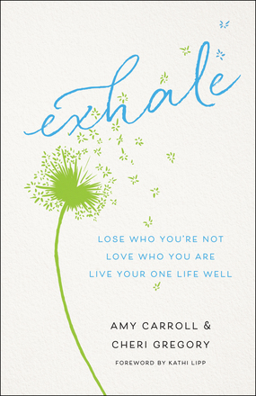 Cheri Gregory and Amy Carroll - Exhale (Baker Books)