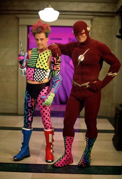Crimson Comet #21 The Flash 1x17 Tricksters