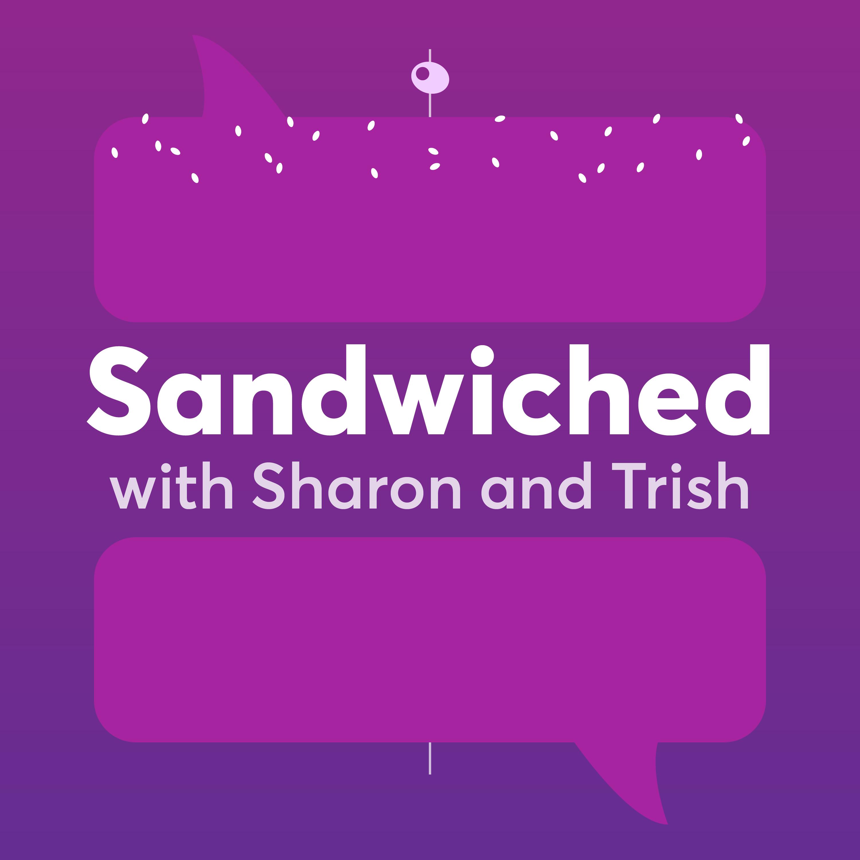 Sandwiched show art