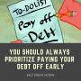 Artwork for FVF #20: Paying Your Debt Versus Saving