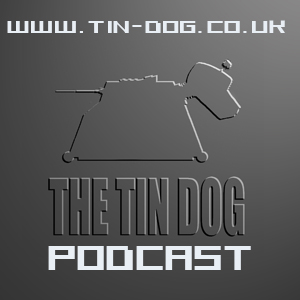 www.Tin-Dog.co.uk     Podcast Promo