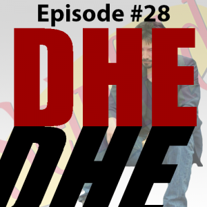 DHE #28 - Our Hollywood Discourse: Keanu Can Act!
