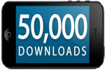 50,000+ Downloads now for Guns, Dice, Butter.