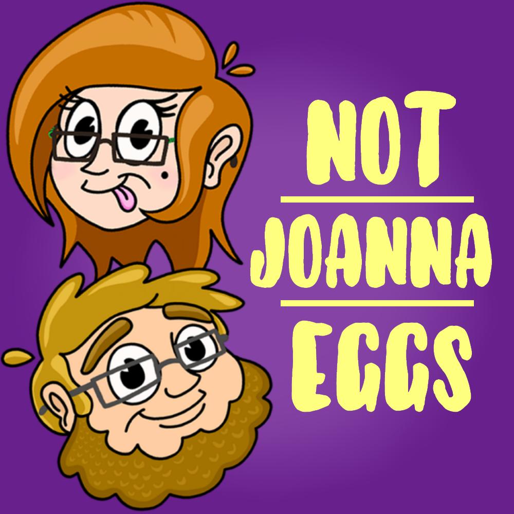 Not Joanna Eggs show art