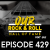 Our Rock & Roll Hall of Fame Part One - Ep429 show art
