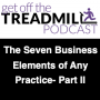 Artwork for The Seven Business Elements of Any Practice – Part II