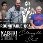 Artwork for Strength Chat #45: Roundtable Q&A