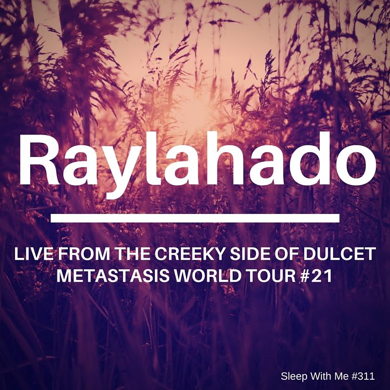Raylahado | Metastasis #21 | Breaking Bad Sleep with Language Learning | Sleep With Me #311