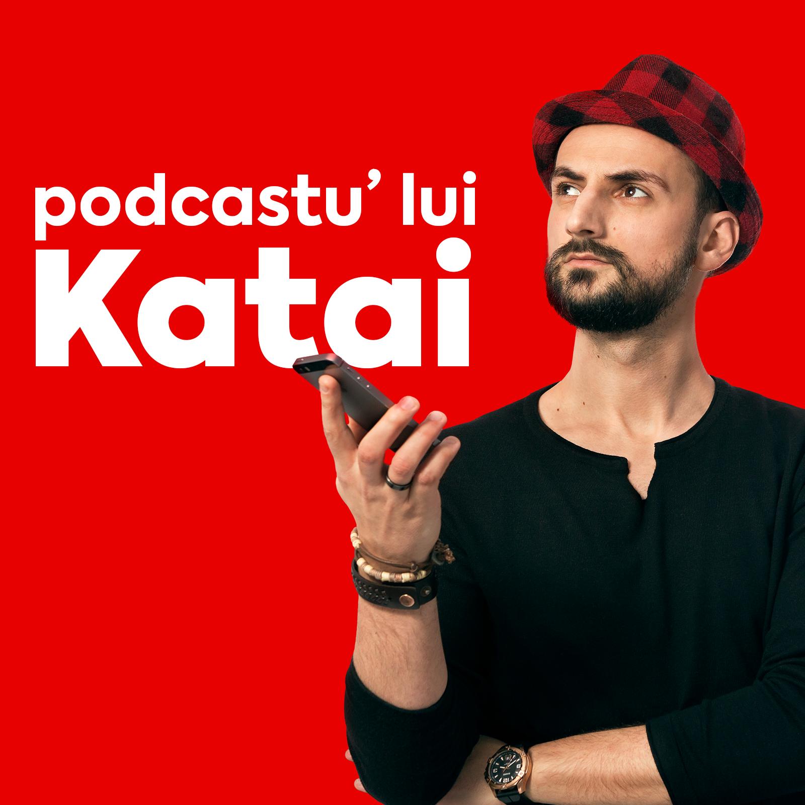 Artwork for 50: Marian Hurducaș îmi ia interviu! Voi mai continua podcastu' sau nu?