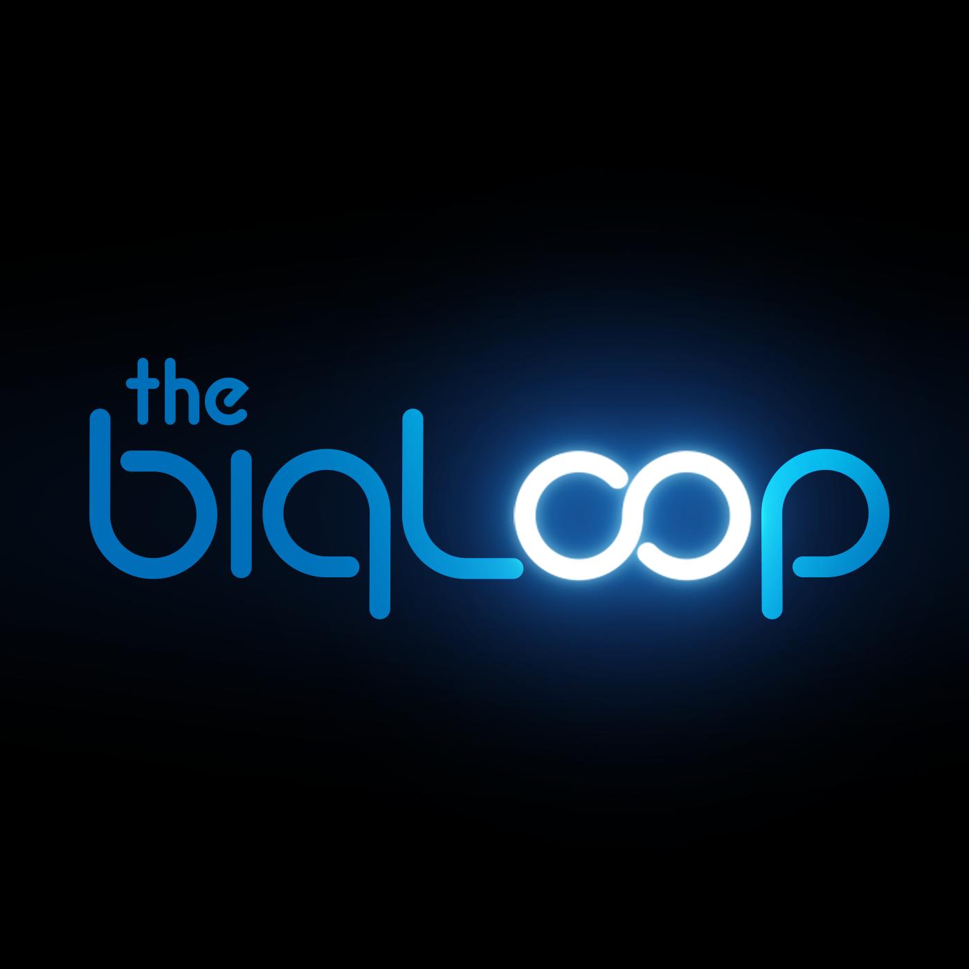 The Big Loop show art