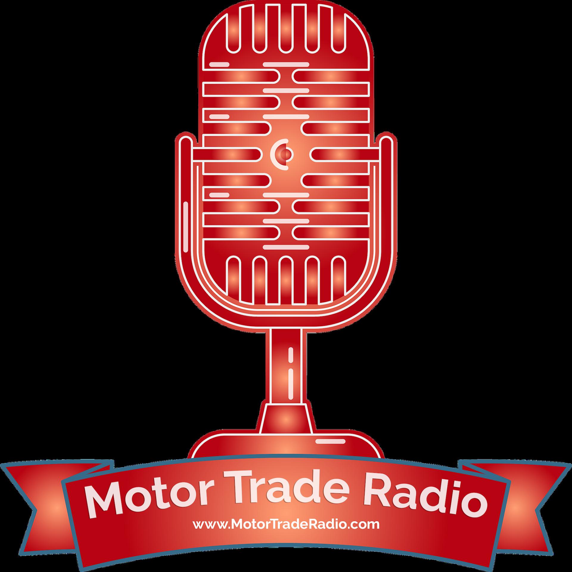 Motor Trade Radio show art