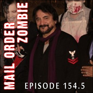 Mail Order Zombie: Episode 154.5 - Q&A w/ Tom Savini (Das Weekend of Horrors 2010)