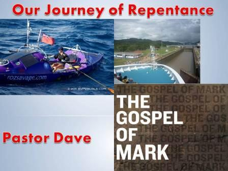 The Journey of Repentance