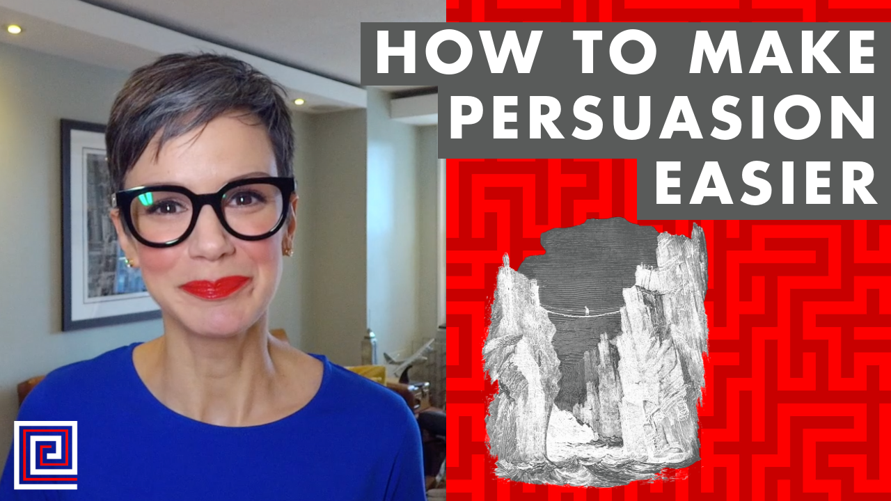 Artwork for How to Make Persuasion Easier - EP:089