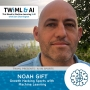 Artwork for Growth Hacking Sports w/ Machine Learning with Noah Gift - TWiML Talk #158