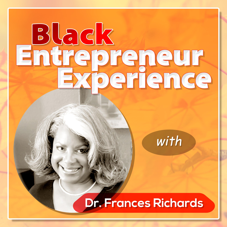 Black Entrepreneur Experience show art