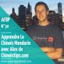 Artwork for 30| Apprendre le Chinois Mandarin avec Alex de Chinoistips.com