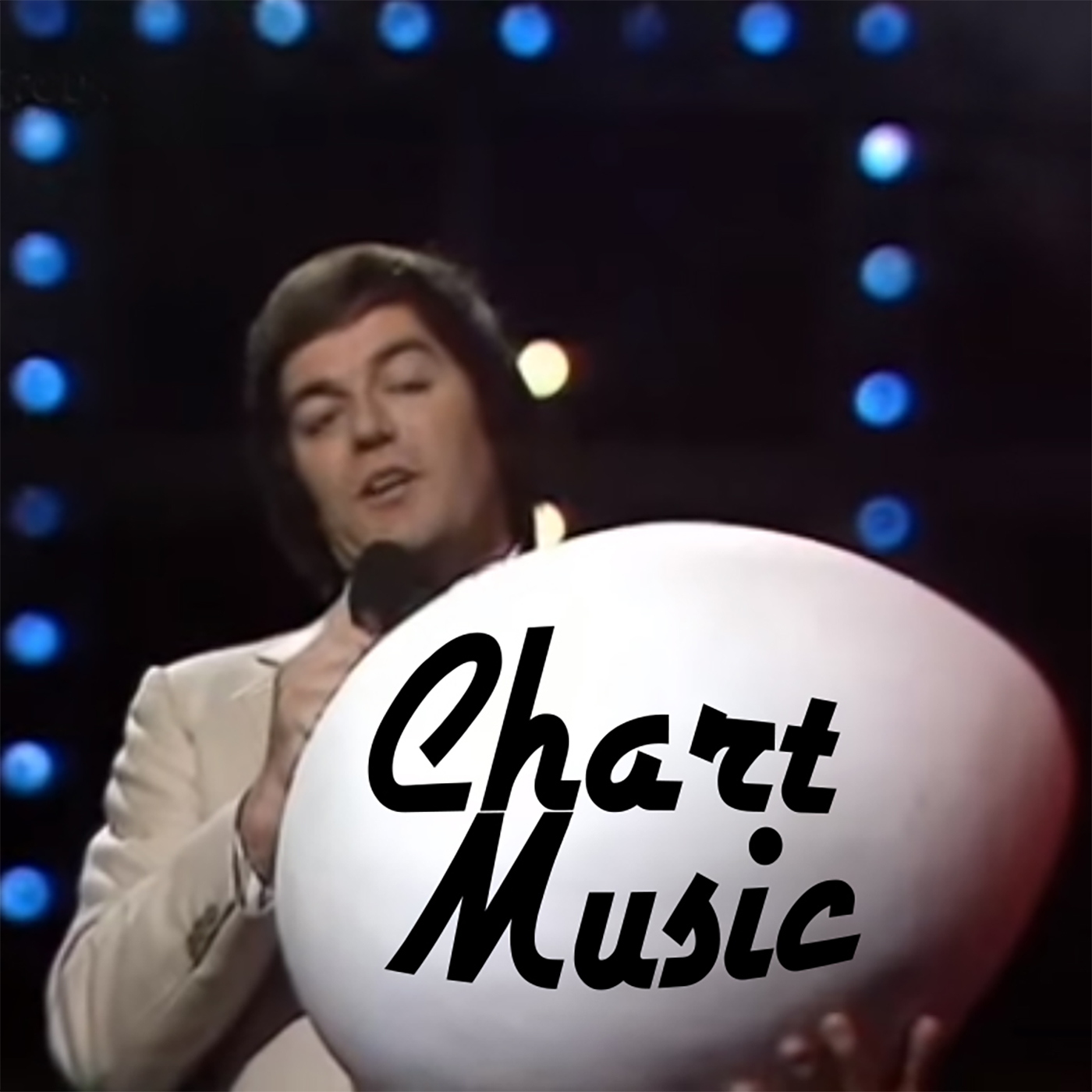 Chart Music: the TOTP Podcast show art